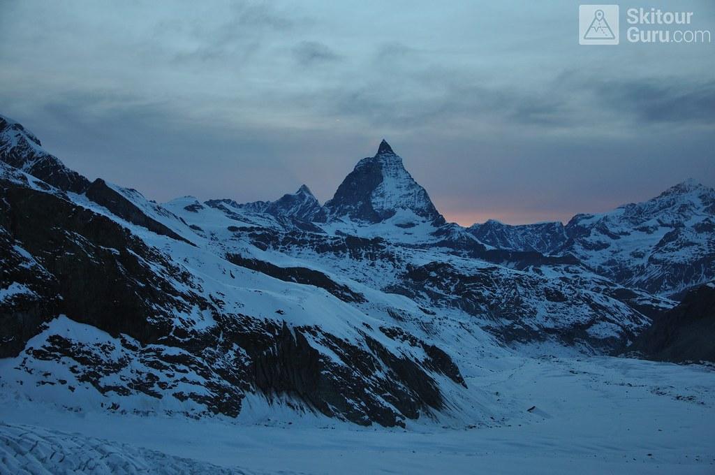 Monte Rosa Hütte Walliser Alpen / Alpes valaisannes Switzerland photo 15