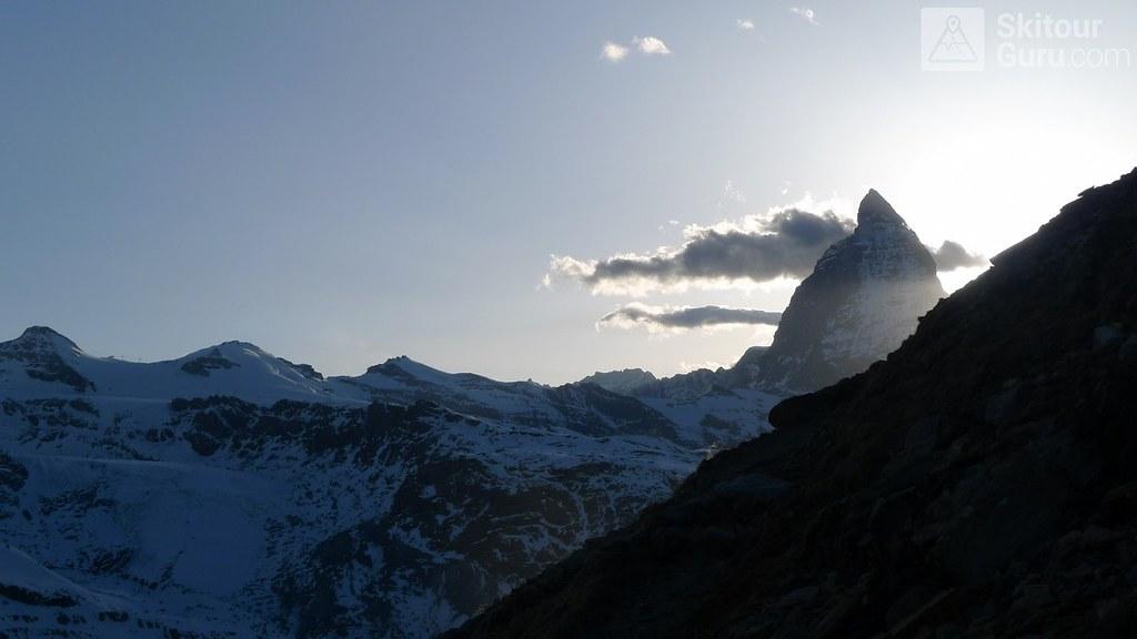 Monte Rosa Hütte Walliser Alpen / Alpes valaisannes Switzerland photo 23