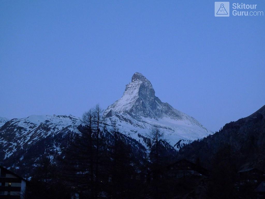 Monte Rosa Hütte Walliser Alpen / Alpes valaisannes Switzerland photo 28