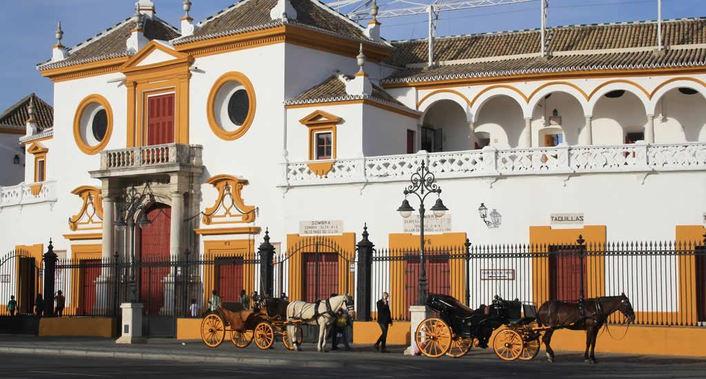 Sevilla met kinderen: maak een ritje in een paardenkoets | Mooistestedentrips.nl