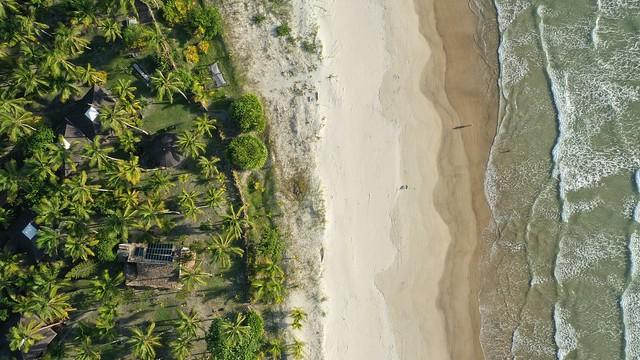 Aerial Beach Brasil