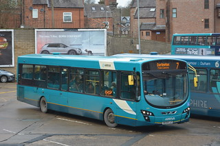 1424 NK09 EJZ Arriva North East