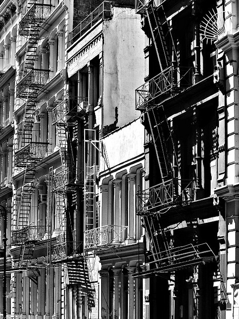 from the archives. My fave..SoHo.