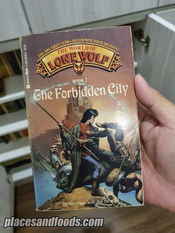 gamebook lonewolf