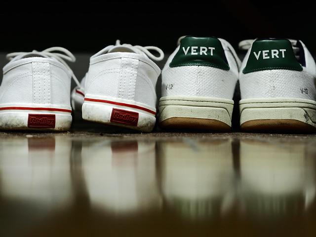 Redley vs Vert