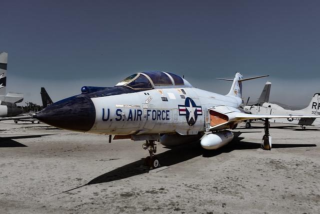 McDonnell-Douglas F-101B Voodoo
