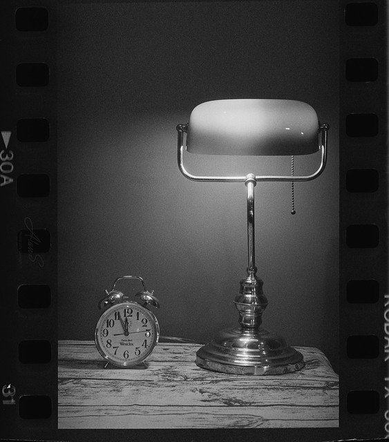 Doomsday Clock - Film Hasselblad