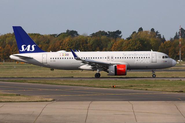 SAS A320-251N