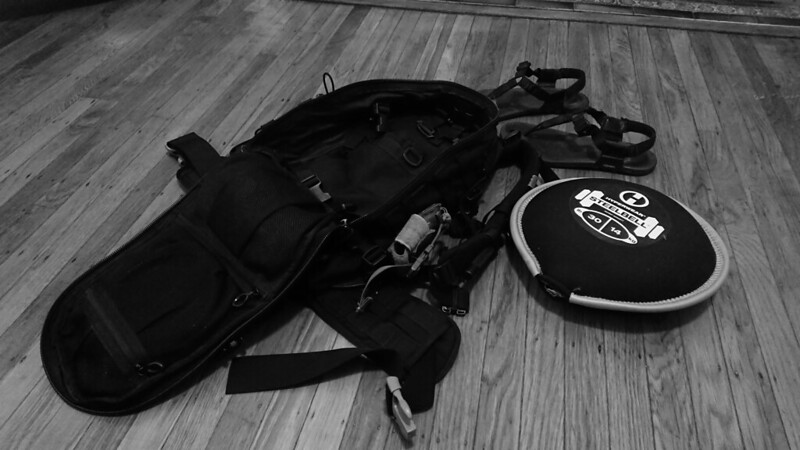 Rucksack Run Equipment