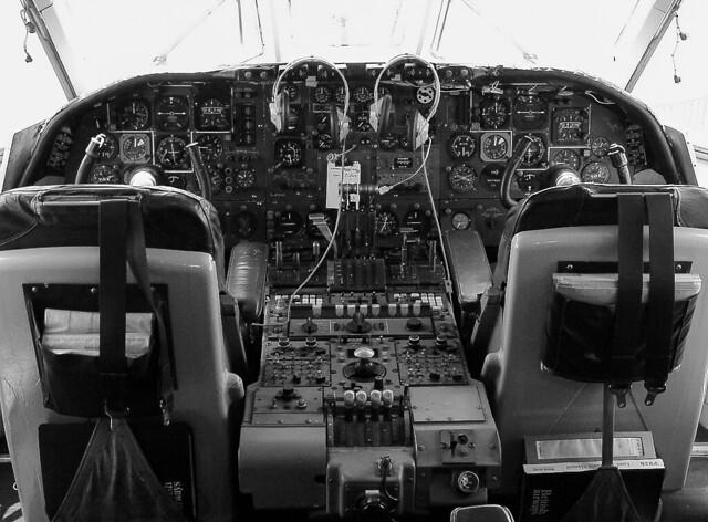 (1965) G-ASGC BAC 1151 Super VC-10