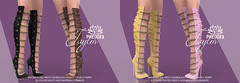 """Phedora for Kinky Event + GIVEAWAY ~ """"Taylor"""" Boots ♥"""