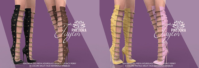 Phedora for Kinky Event + GIVEAWAY ~