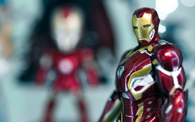 Iron Man Mark 45 - Avengers Age of Ultron