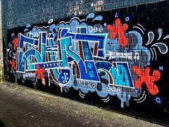Queen Anne Graffiti 12