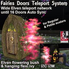 Fairies Doors Teleport System PIC
