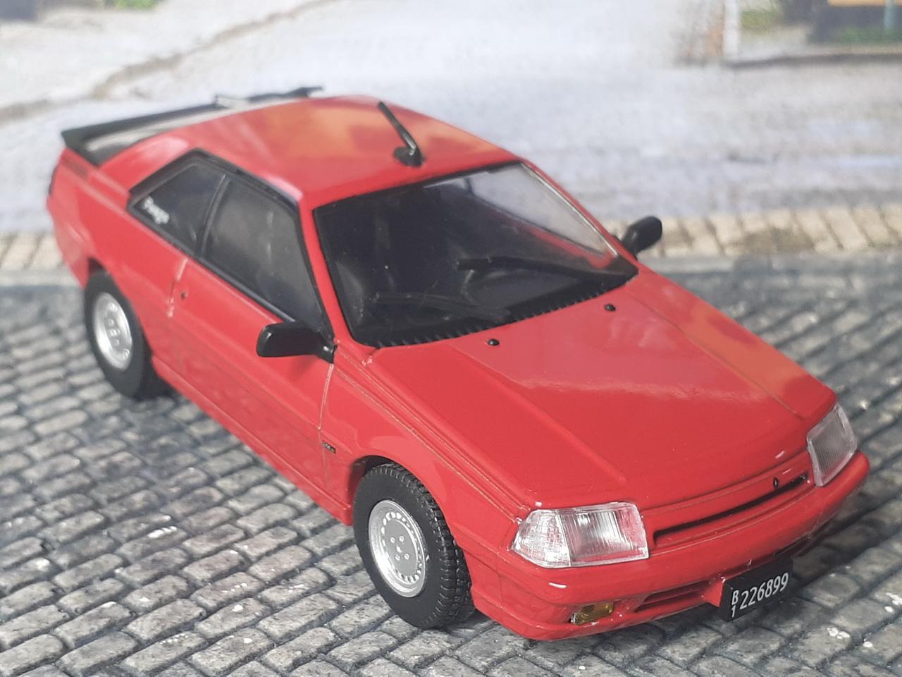 Renault Fuego GTA Max - 1991