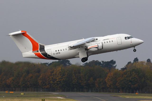 Jota Aviation RJ85