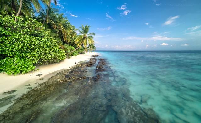 Dhoores Island - South Nilandhe (Dhaalu) Atoll - Maldives 2018