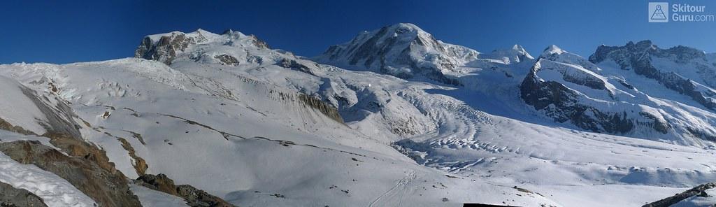 Monte Rosa Hütte Walliser Alpen / Alpes valaisannes Switzerland photo 17