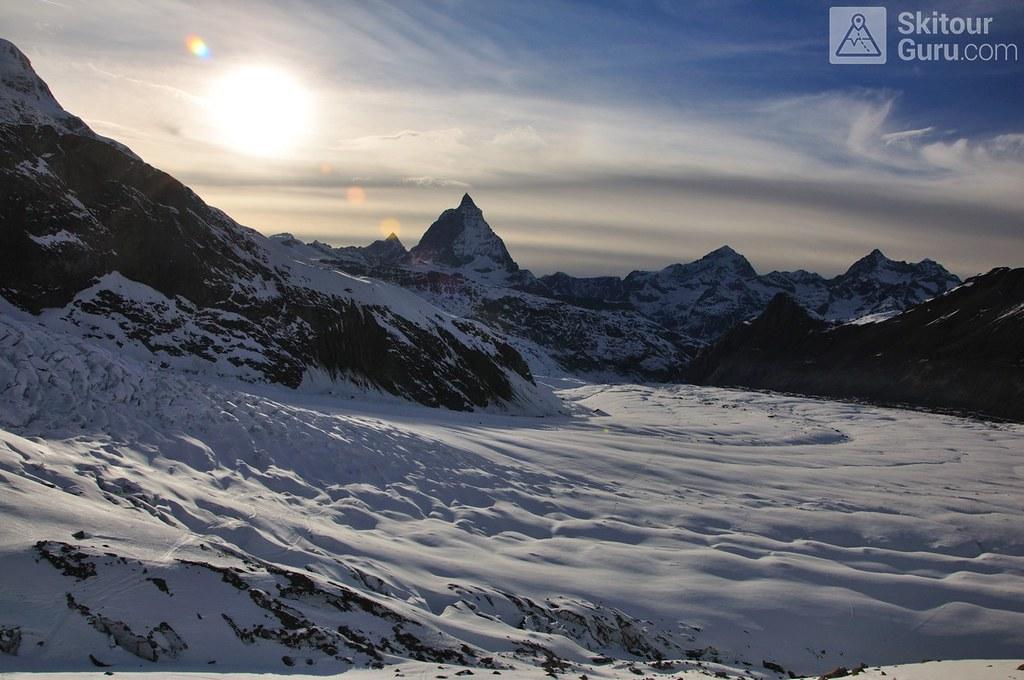 Monte Rosa Hütte Walliser Alpen / Alpes valaisannes Switzerland photo 13