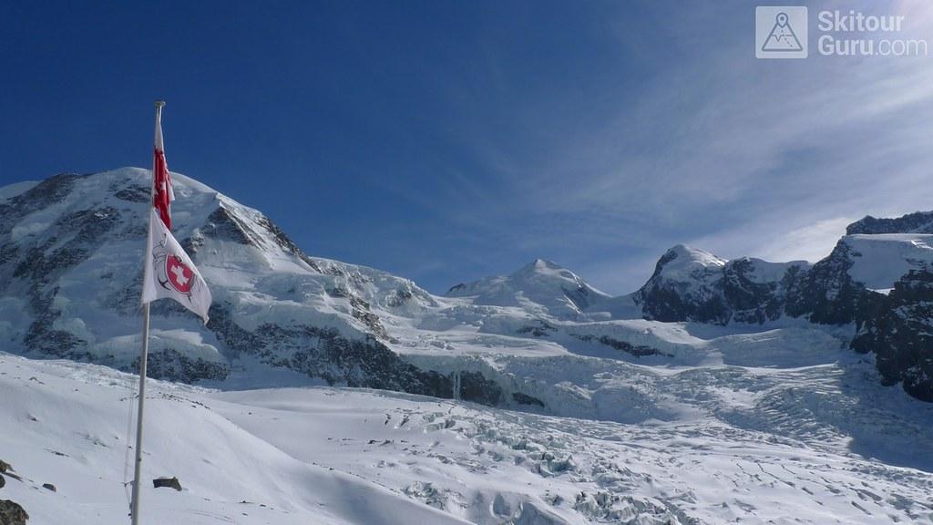 Monte Rosa Hütte Walliser Alpen / Alpes valaisannes Switzerland photo 20