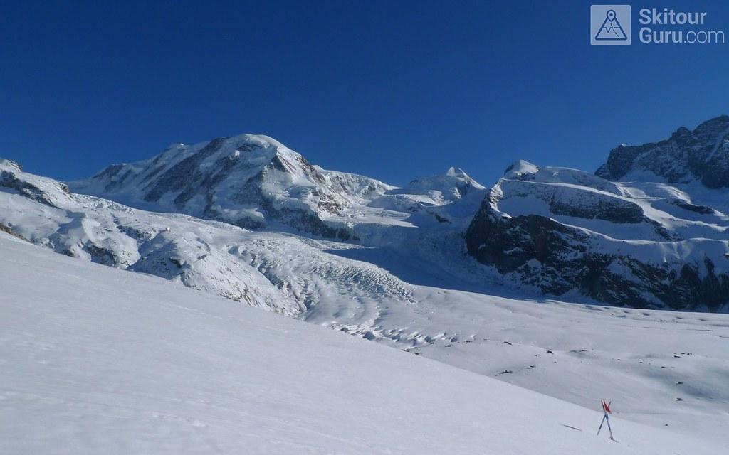 Monte Rosa Hütte Walliser Alpen / Alpes valaisannes Switzerland photo 21