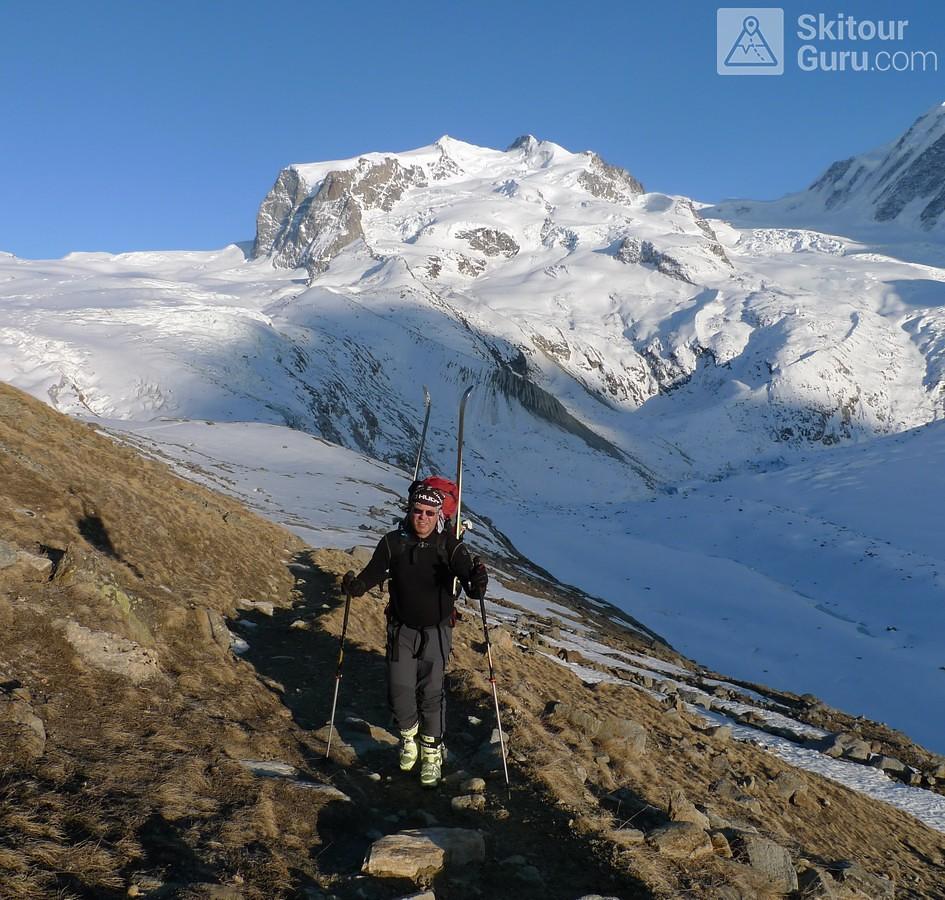 Monte Rosa Hütte Walliser Alpen / Alpes valaisannes Switzerland photo 22