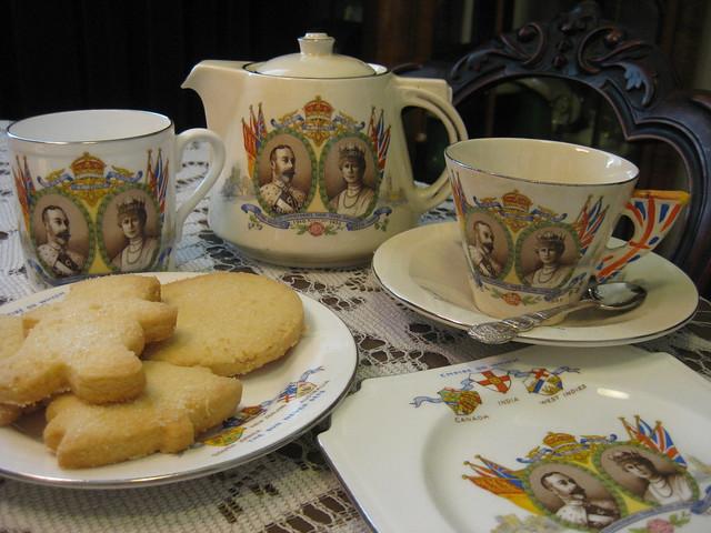 A Cup or a Mug of Tea?