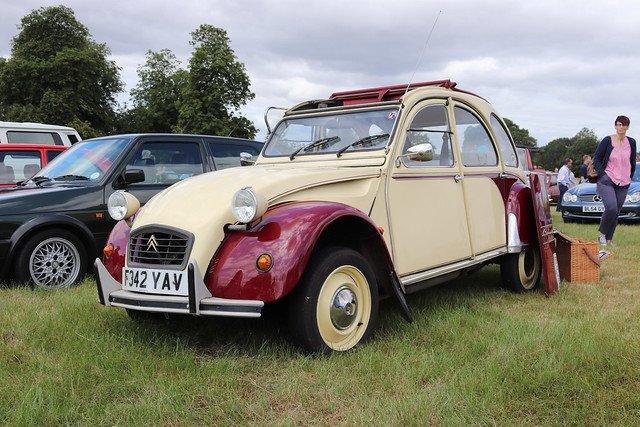 Citroen 2 CV6 Dolly F342YAV