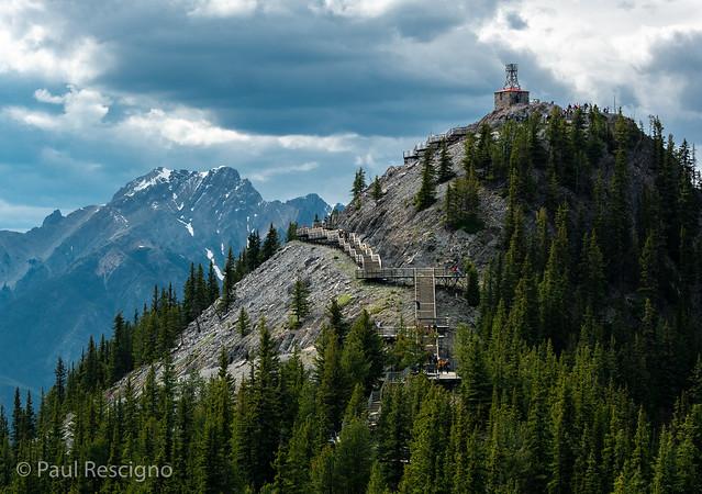 Banff Gondola, Alberta, Canada