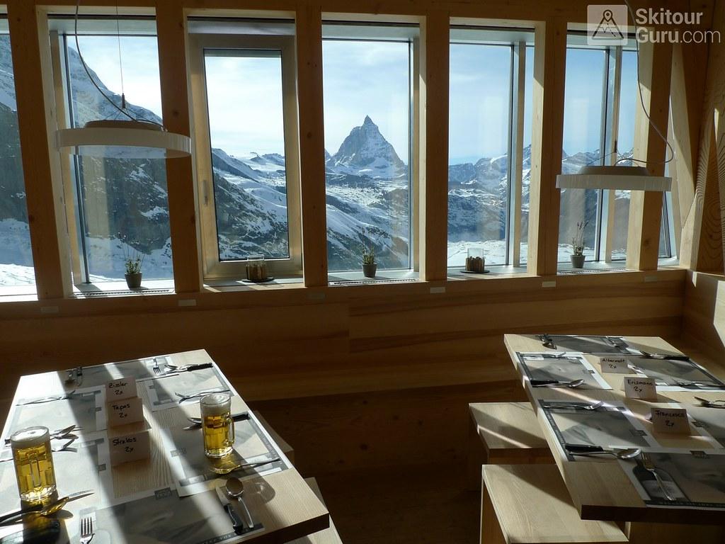 Monte Rosa Hütte Walliser Alpen / Alpes valaisannes Switzerland photo 07