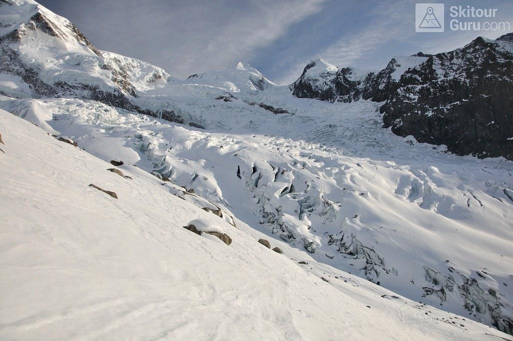 Monte Rosa Hütte Walliser Alpen / Alpes valaisannes Switzerland photo 14