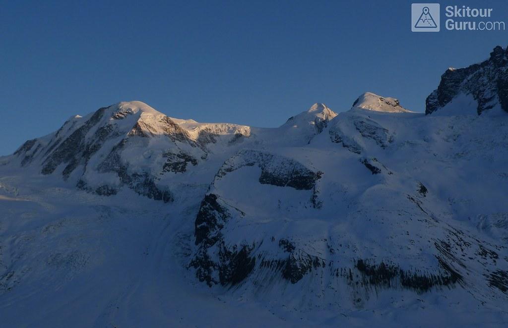 Monte Rosa Hütte Walliser Alpen / Alpes valaisannes Switzerland photo 25