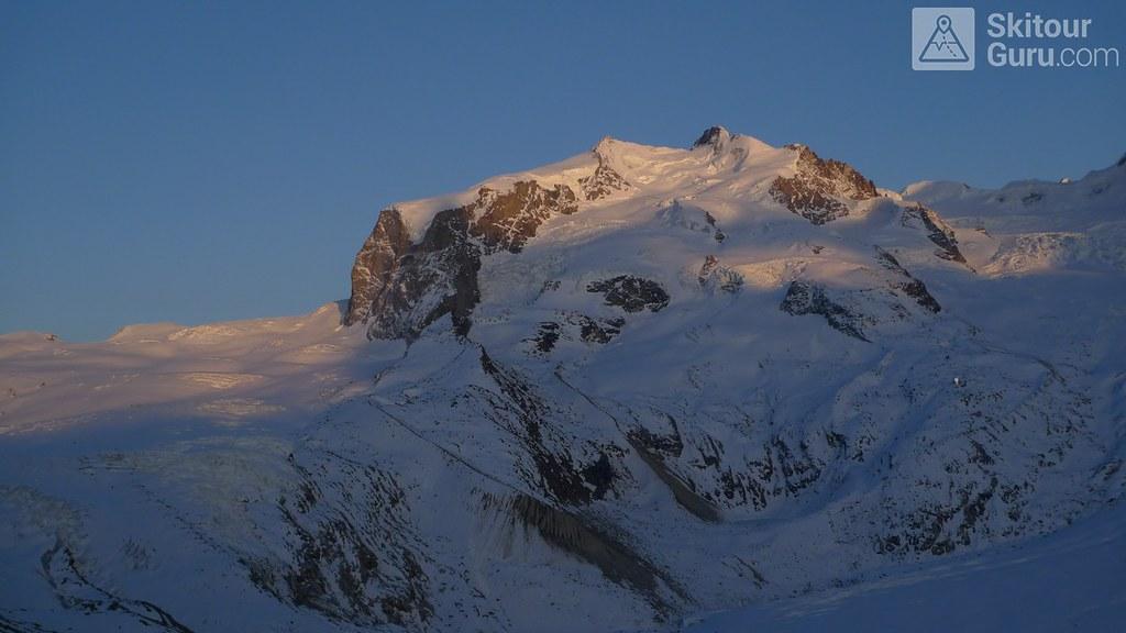 Monte Rosa Hütte Walliser Alpen / Alpes valaisannes Switzerland photo 27