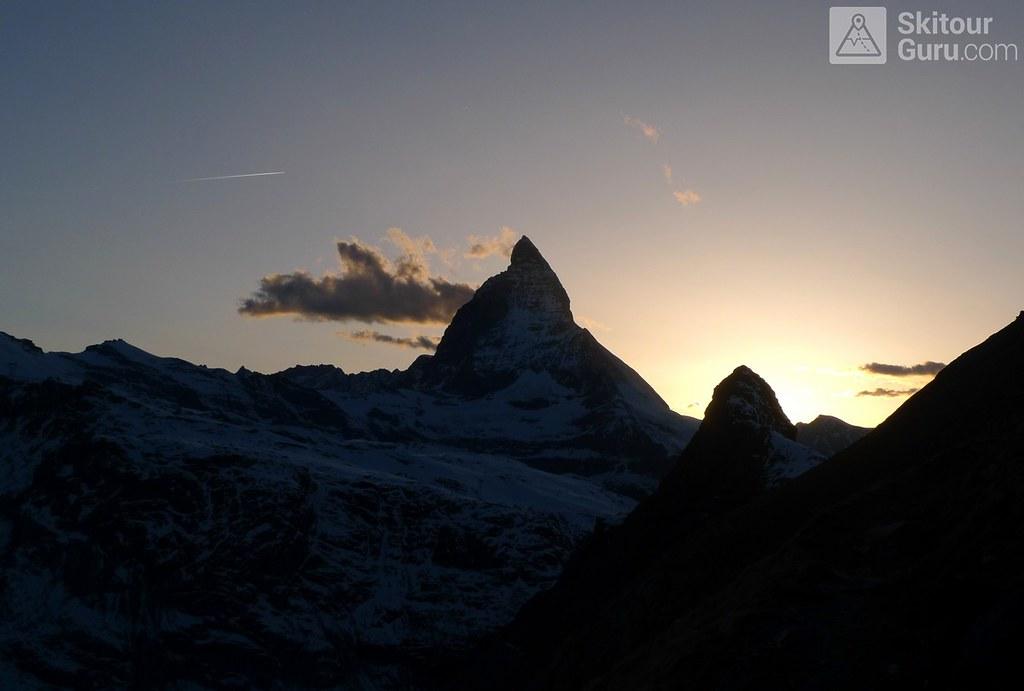 Monte Rosa Hütte Walliser Alpen / Alpes valaisannes Switzerland photo 26