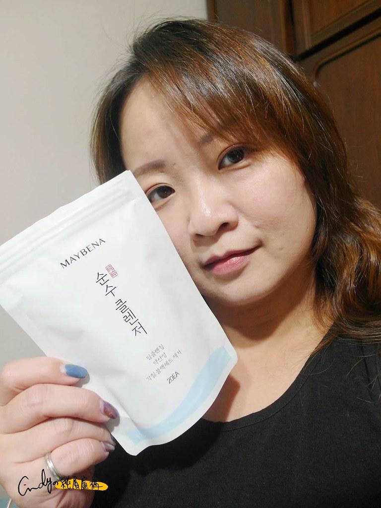 MAYBENA酵素潔顏棉片