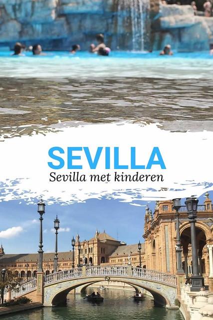 Sevilla met kinderen | Stedentrip Sevilla met kinderen, tips