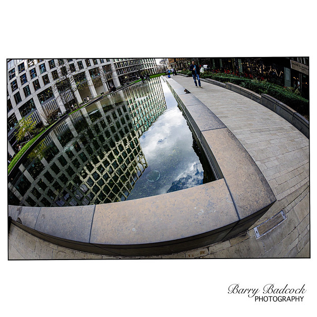 Pancras Square. Taken in the Pancras Square with 15mm Canon Fish Eye Lens. #pancrassquare #london #canon15mm #streetphotography #canon5dmkiv #503