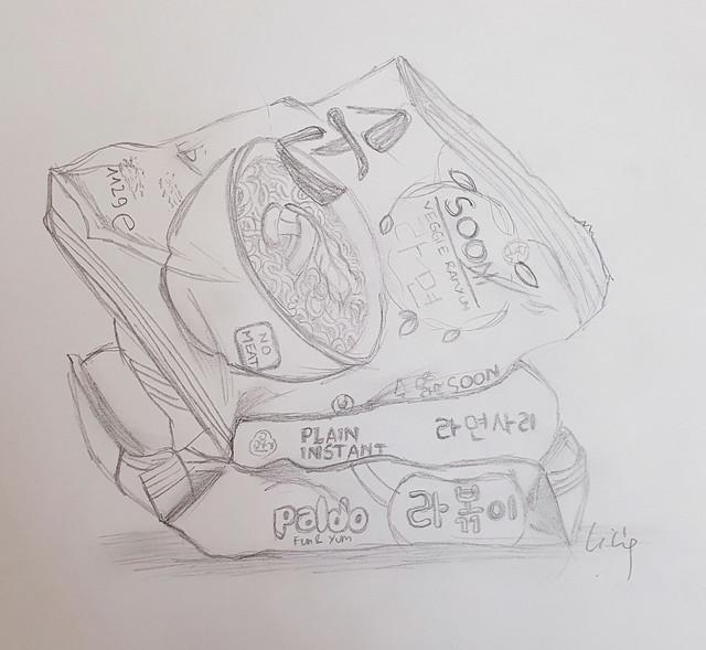 Food Packaging challenge