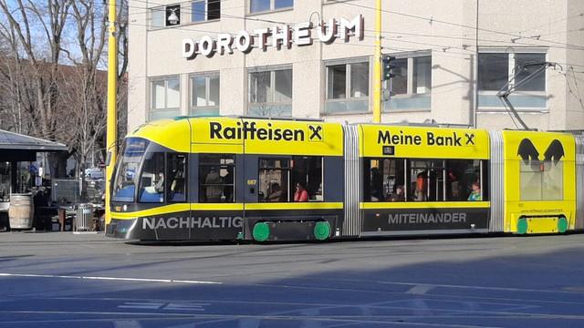 Graz Bombardier Cityrunner