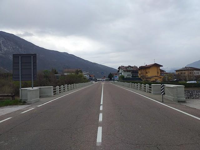 Calliano ponte statale ss12 #covid19