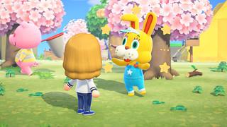 想被可愛的蹦蹦造訪嗎?NS《集合啦!動物森友會》4月免費更新「復活節活動」即將展開!
