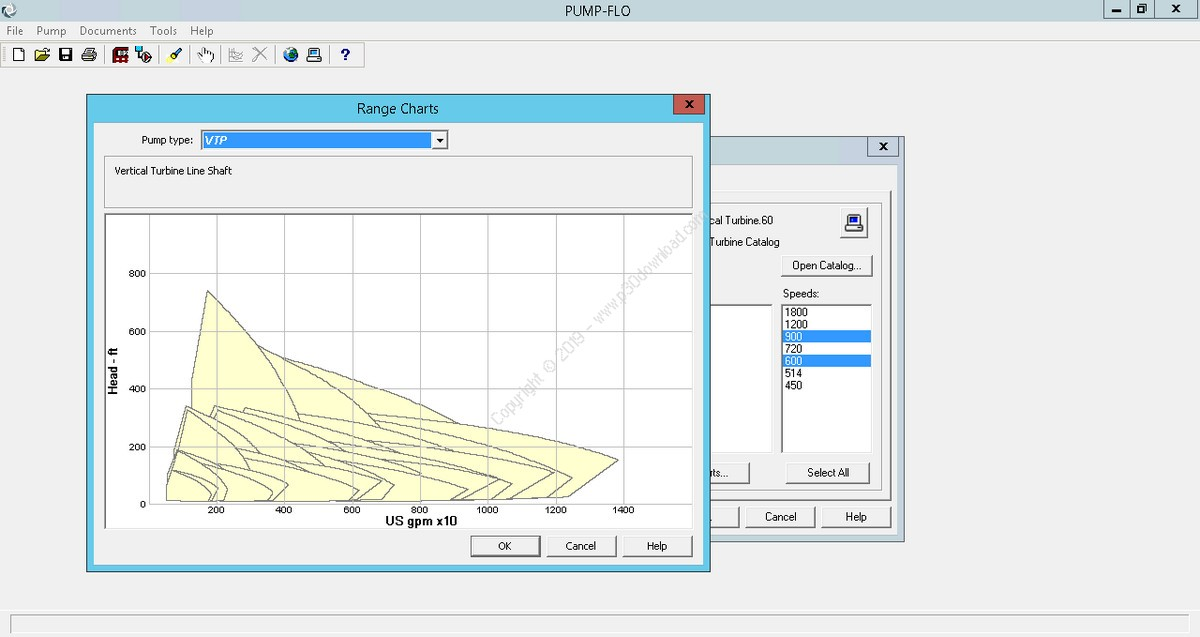 Working with Engineered Software Pump-FLO 10.6 full license