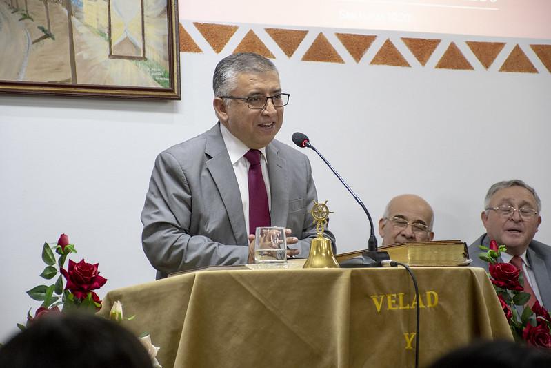 """""""Hasta aquí nos ha ayudado Jehová"""": Semana de Aniversario en Talca Sur"""