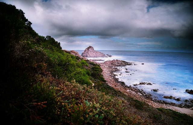 Sugarloaf Rock WA