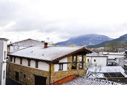 Nieve por Ziordia