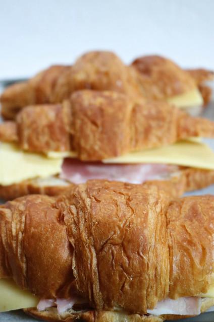 2020 Sydney: Ham & Cheese Croissants