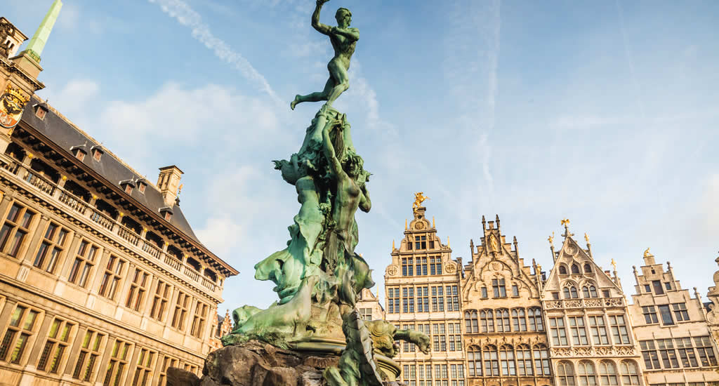 Weekend Antwerpen: bezoek de Markt in Antwerpen | Mooistestedentrips.nl