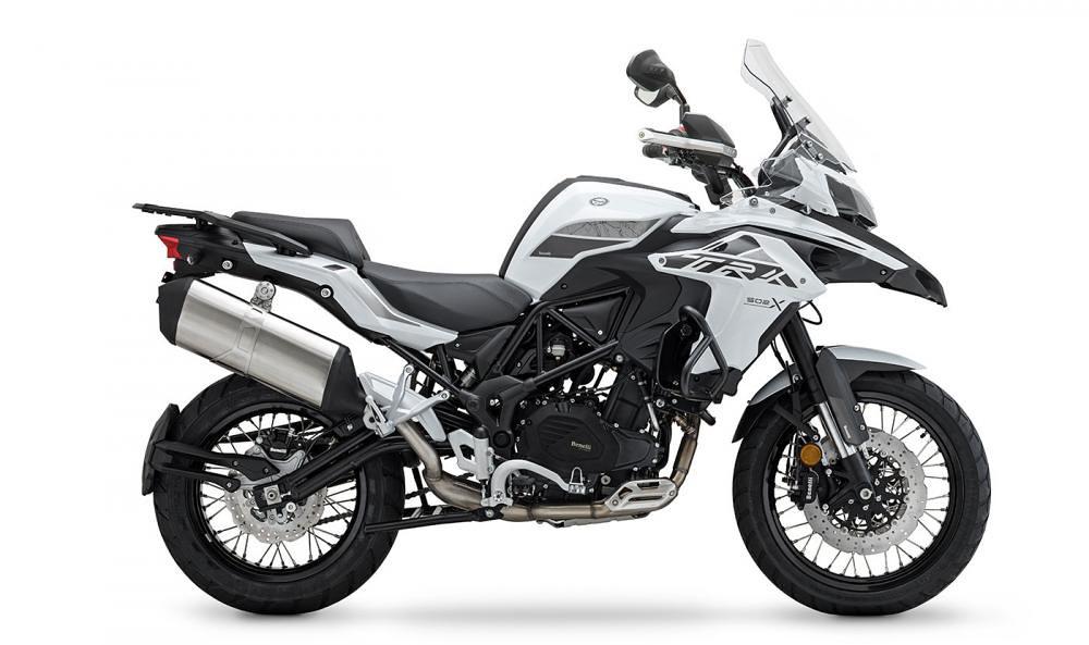 Benelli Rinnova TRK 502 X White