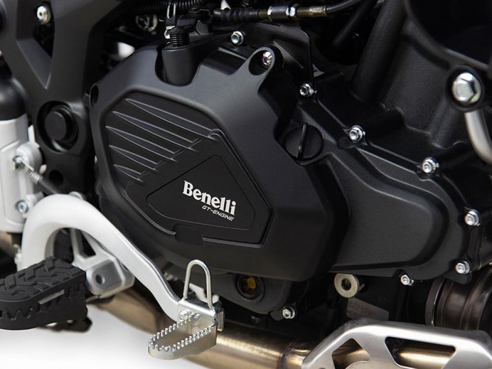 Benelli Rinnova TRK 502 X Eng